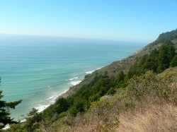 Image: Lost Coast panorama - Mendo Insider Tours