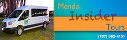 Image: Mendo Insider Tours logo
